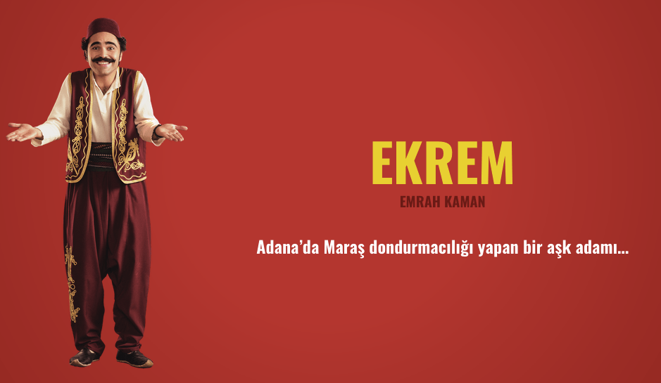 Deli Aşk - EKREM - EMRAH KAMAN