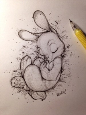 pencil easy sketches draw cartoon shading creative cartoons character source