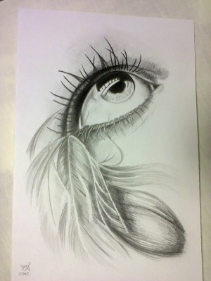 pencil drawing drawings sketches sketch easy draw cool beginners modern abstract deviantart portraits quotes source rose paintingvalley eye quotesgram sketchbook