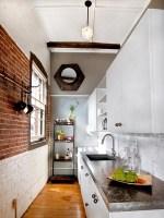 35 Small Kitchen Decor Ideas on a Budget   Buzz Hippy