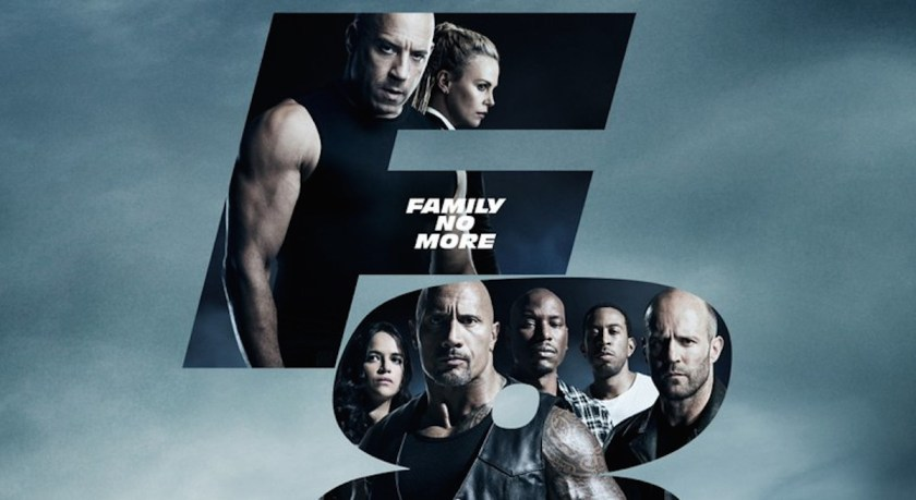 The Fate Of The Furious New Poster May Be The Greatest Of