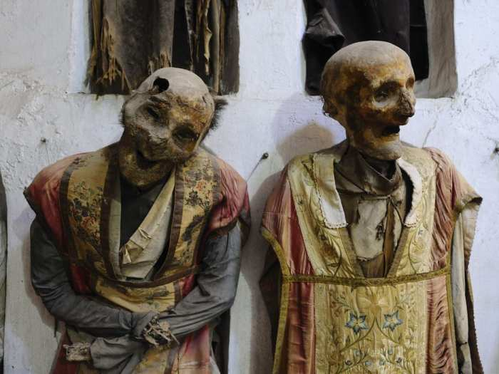 Capuchin Catacombs of Palermo - 2