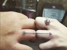 30 Wedding Ring Tattoos That Will Inspire You To Get Some Ink