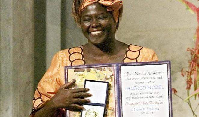 Professor Wangari Maathai
