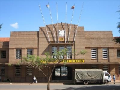 Kampala Railway Station