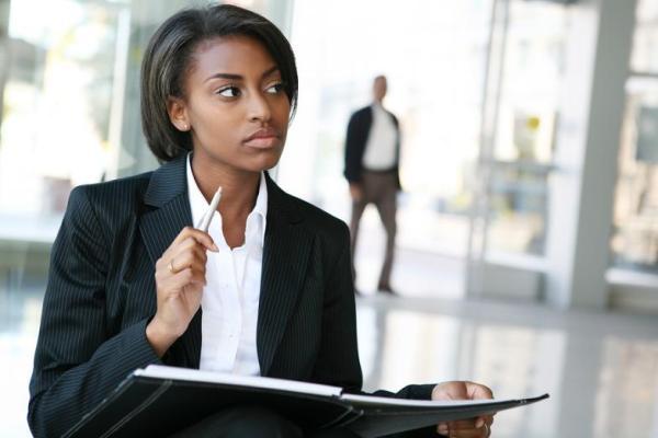 black-business-woman