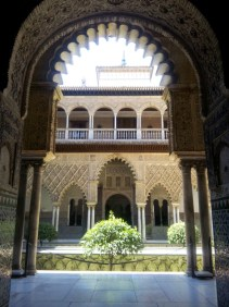 Real Alcazar de Sevilla (Crédit: Elsa Hellemans)