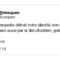 """Henry de Lesquen ou l'apologie du """"racisme positif"""""""