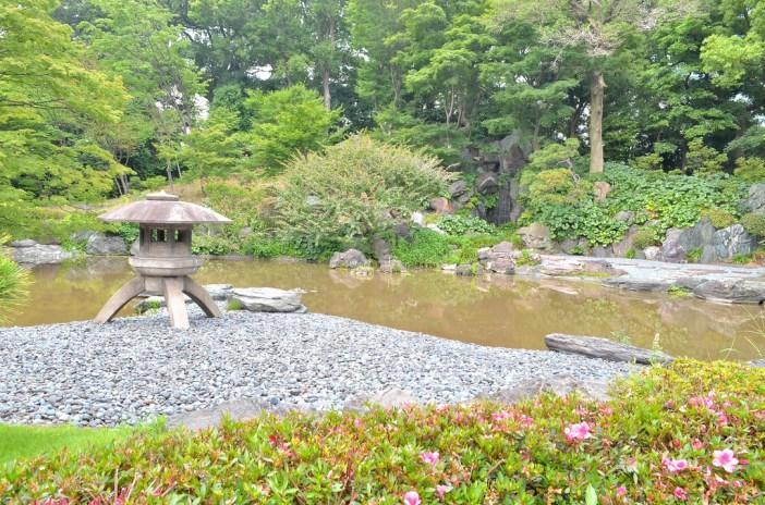 皇居東御苑の庭
