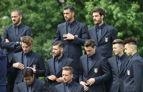 サッカー・イタリア代表選手の「...