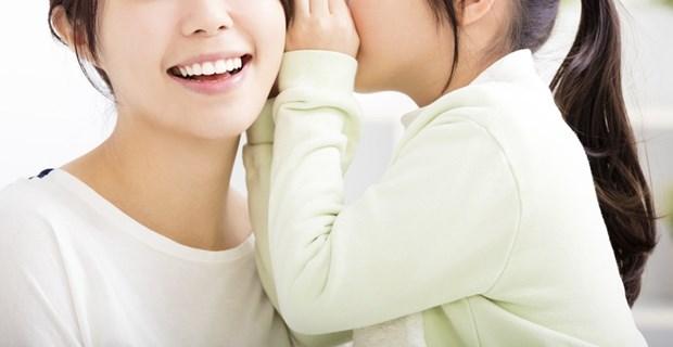 画像 よく「疲れた」と口にしてしまう母を見て…幼い娘の言葉が優しい!