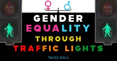 India has taken a step towards the light with a small step, a small change made in its traffic light system which promotes Gender Equality.