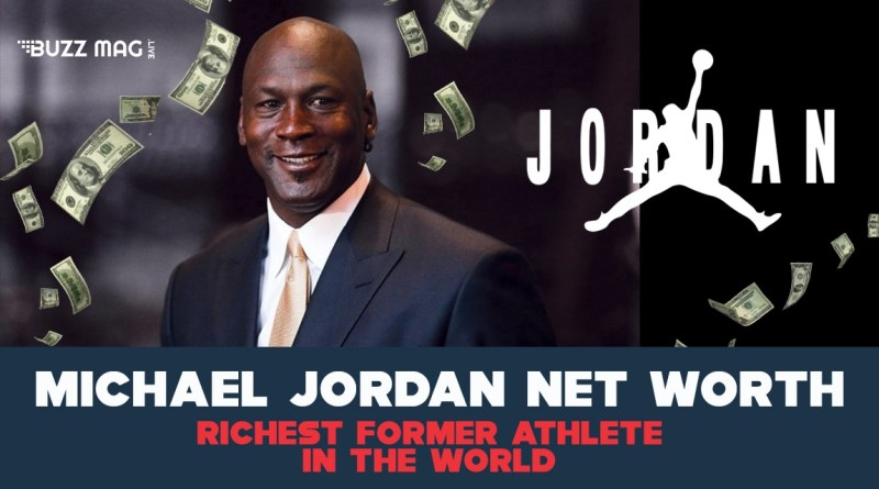 michael jordan net worth billionaire athlete richest forbes 2020 2021 hornets charlotte