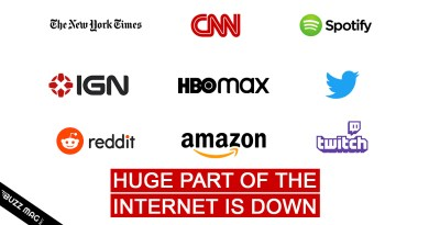 A number of leading media websites are currently offline: Guardian, Financial Times, Amazon, Reddit, Twitch, and the New York Times