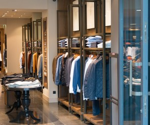 Come arredare un negozio di vestiti: dritte fashion