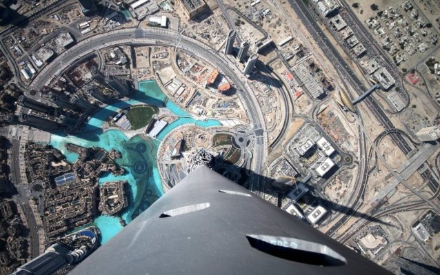 24 Places Around The World To Avoid If You're Afraid Of Heights   BuzzNick