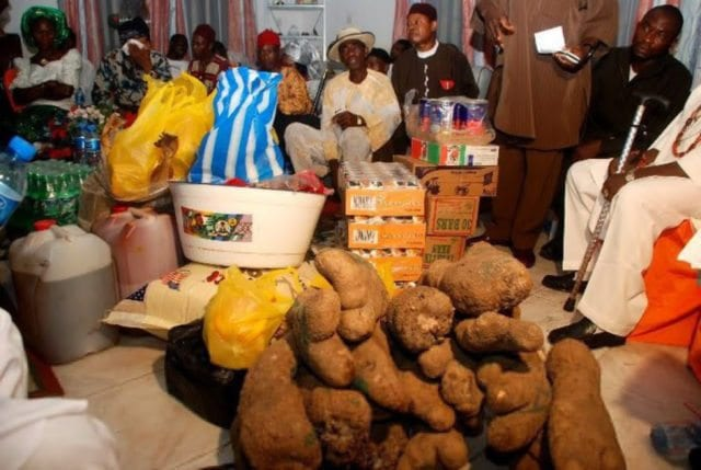 5 Nigerian Marriage Customs And Traditions That Scare