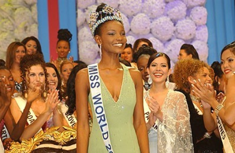 Image result for Agbani Darego