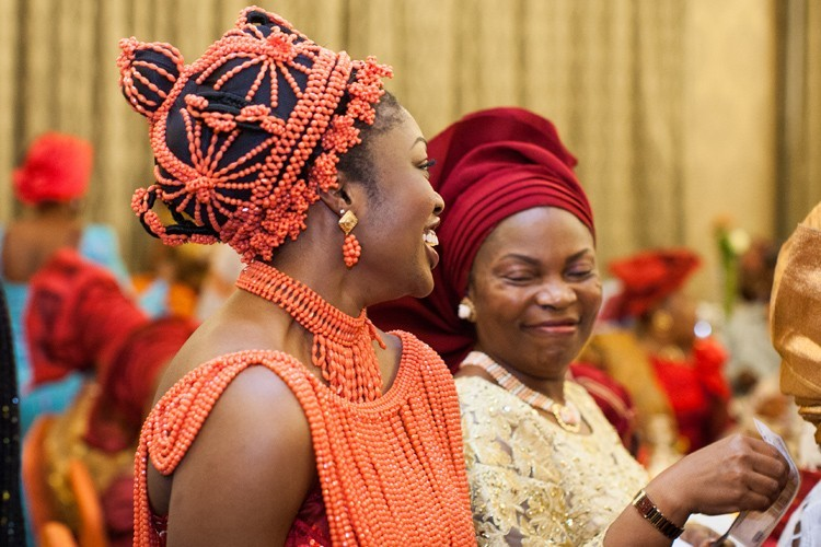 Indigenous Nigerian Wedding Attires And Bridal Looks
