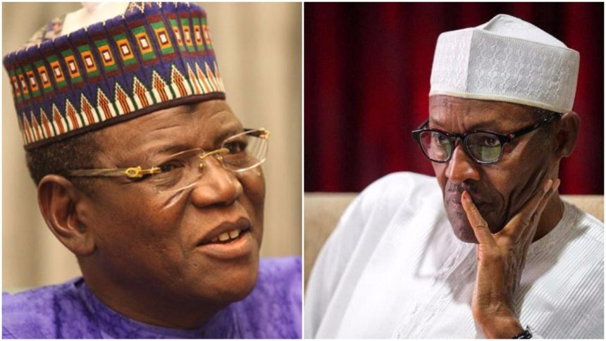 SULE LAMIDO EXPLODES!! BUHARI WILL NEVER STOP ME FROM BECOMING NIGERIA'S PRESIDENT 2019, REVEALS THE ONLY THING THAT WILL STOP HIM