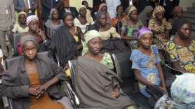Image result for Chibok Girls: Senate commends Security Agencies, International Community