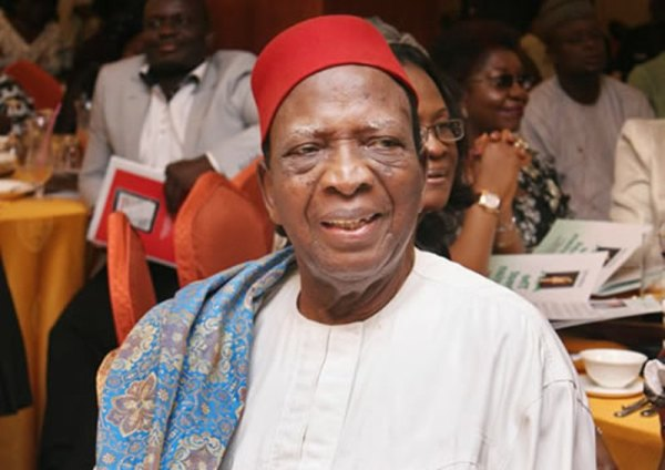 Image result for prof ben nwabueze