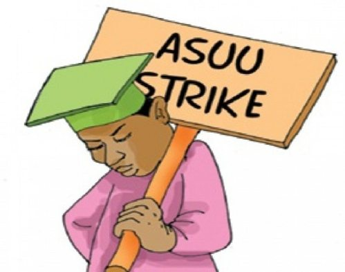 Image result for ASUU ends one-week nationwide warning strike