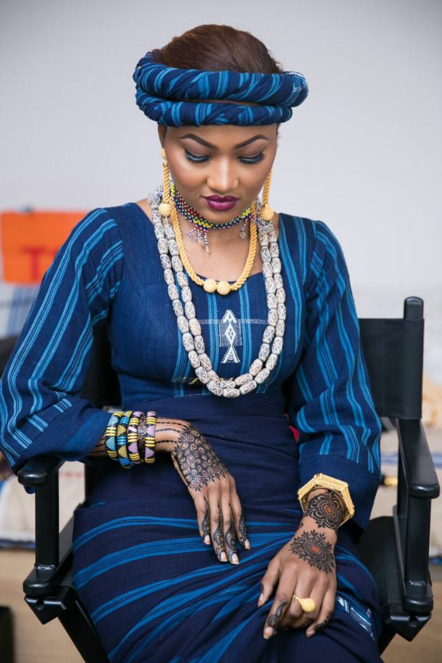 Zahra Buhari Wedding Pictures Gradually Emerge