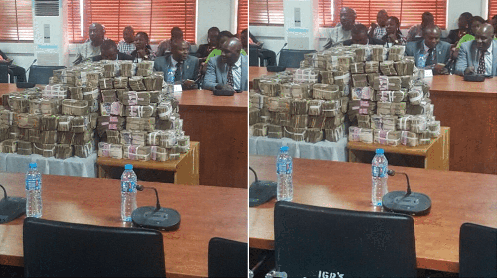Image result for recovered N111.3m from 23 INEC officials