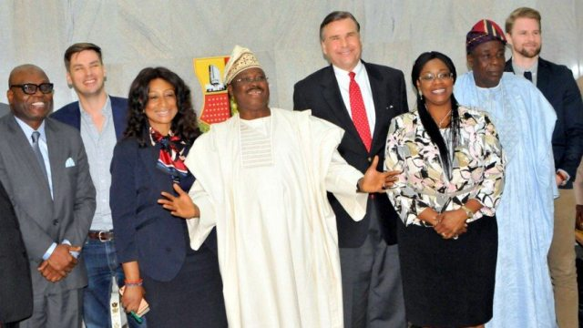 Stuart Symington: Nigeria's Strength Lies In Its Unity- US Ambassador