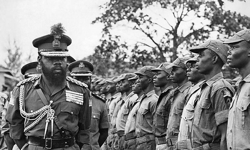 Biafra Nigeria Civil War