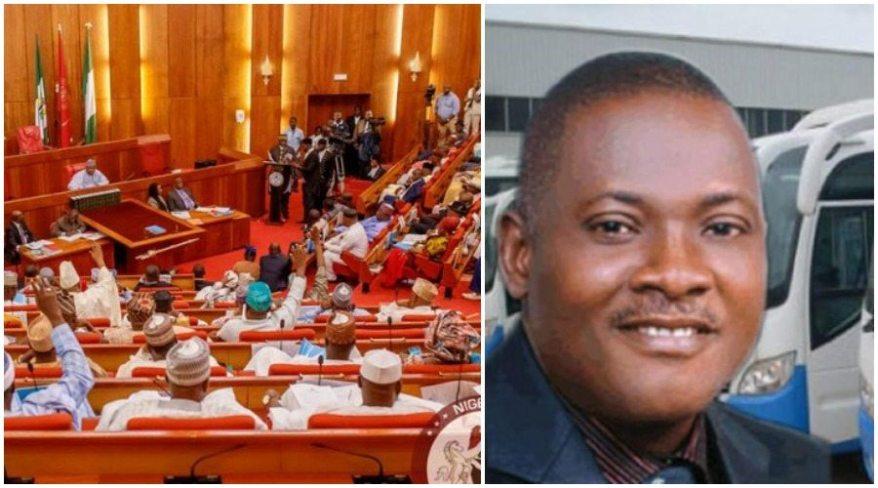 Image result for Senate to investigate detention of Innoson boss
