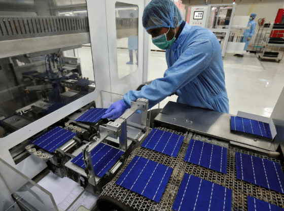 12 GW Domestic Solar Project in India can Create 200,000 jobs