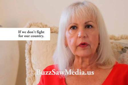 Maria: We Must Fight for Our Country or We're Going to Lose it