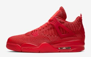 Air-Jordan-4-Flyknit-University-Red-AQ3559-600-Release-Date-1