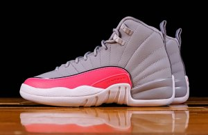 Air-Jordan-12-GS-Racer-Pink-