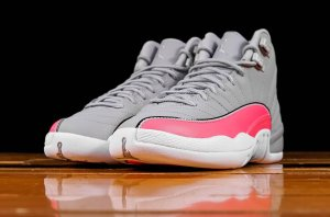 Air-Jordan-12-GS-Racer-Pink-1-1