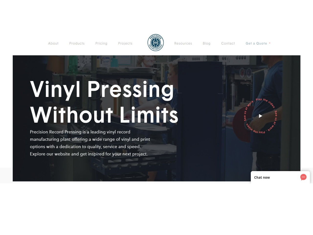 Precision Record Pressing Vinyl Pressing Without Limits