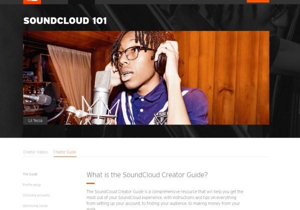 SoundCloud Creator Guide