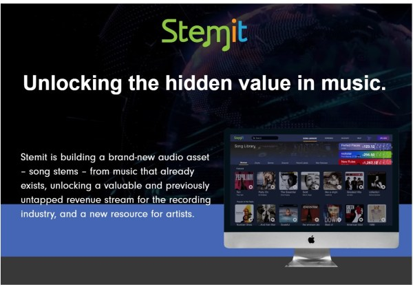 Stemit Song Stems solution