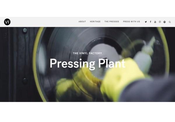 the vinyl factory hayes middlesex vinyl pressing plant