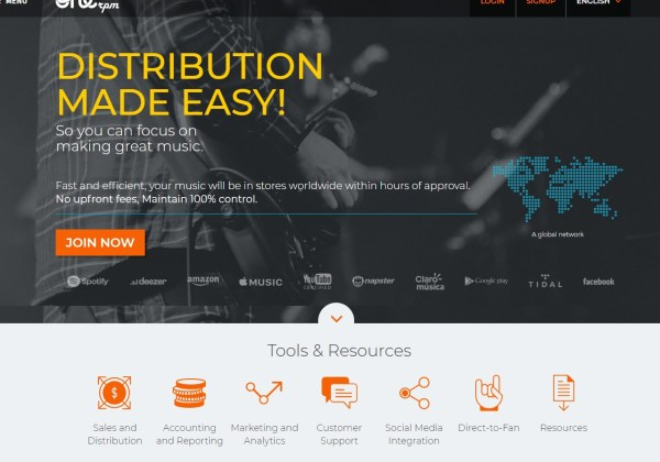 ONErpm Music Distribution