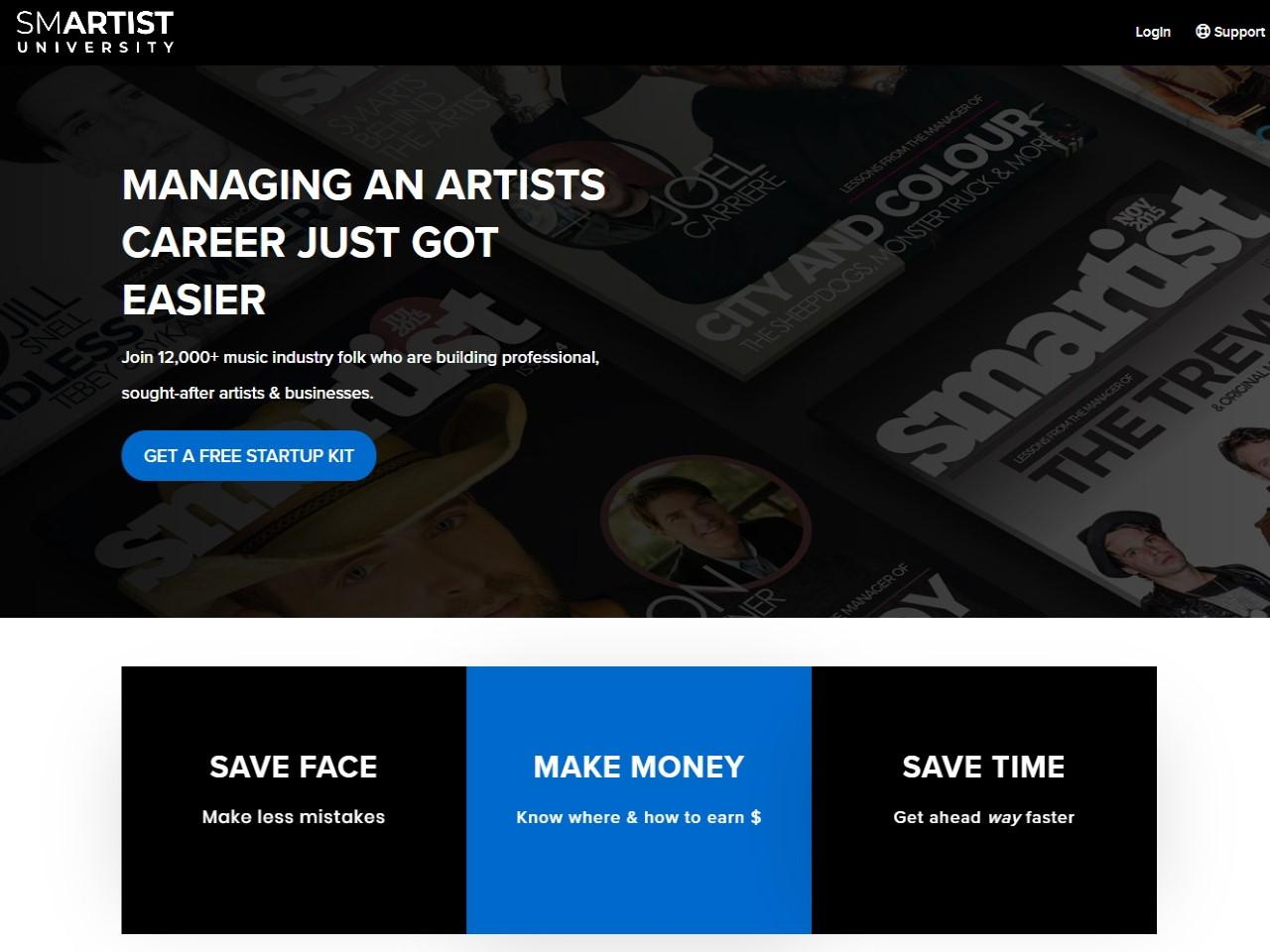 Smartist University The Future of Music Management Education