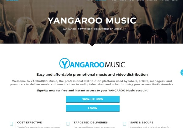 yangaroo us. radio promotions