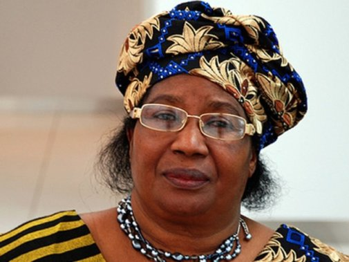 Image result for Joyce Banda