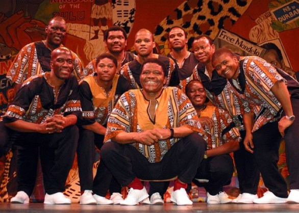 Ladysmith Black Mambazo - Musicians From South Africa