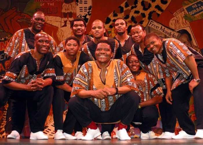 Ladysmith Black Mambazo - Musicians From South Africa