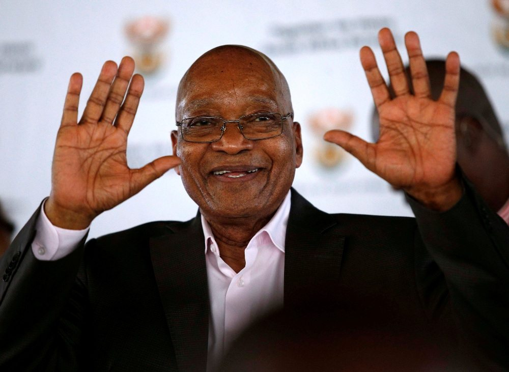 The Cat With Nine Lives: Jacob Zuma Is Still South Africa's President