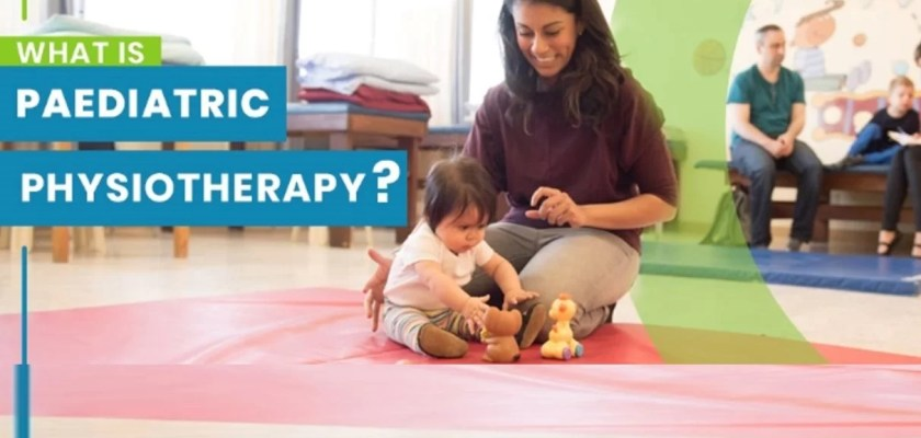 What is Paediatric Physiotherapy for Infants and kids