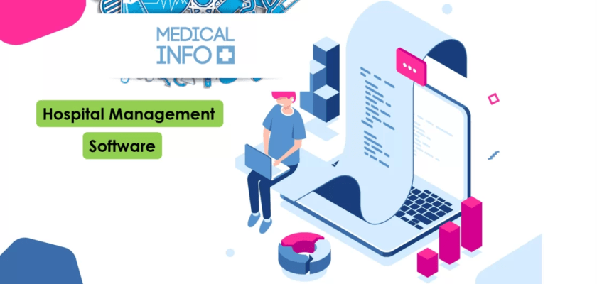 Hospital management software systems, healthcare software